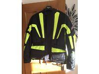 Sold - Hanging up my helmet sale - Gents Motor Bike RST Fabric long jacket