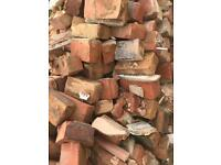 Free reclaimed bricks / hardcore