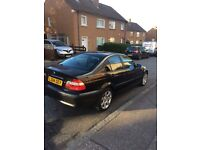 BMW 318 2004. Petrol. 11 month mot. £650