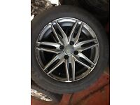 15 inch Alloy wheels for Honda