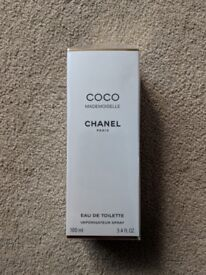 100ml Chanel Coco Mademoiselle Eau De Toilette