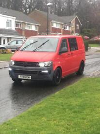 Vw t5.1 6 speed need caddy