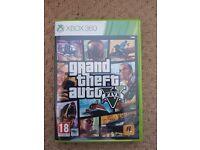 Gta 5 Xbox 360. Never used