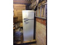Retro fridge freezer by Baumatic, used, good condition