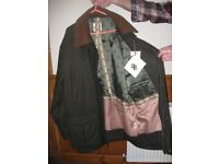 XXL Mens Coat loden green