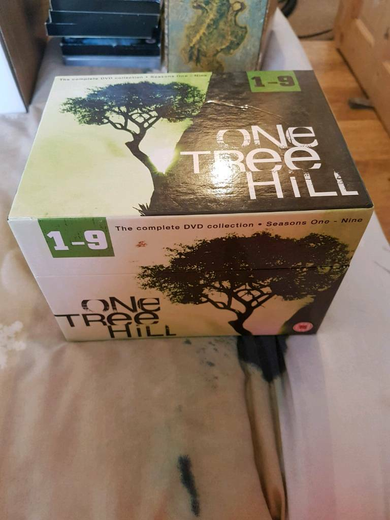 One tree hillin Polegate, East SussexGumtree - One tree hill seas 1 9 got given it by a friend to sell