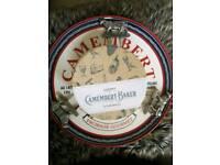 Camembert baker and platter