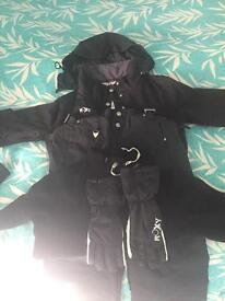 Woman's Roxy Ski gear