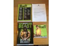 Body beast dvd and book set