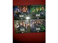 Doctor Who audio Cds