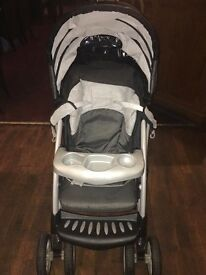 Pushchair/ car seat set (see pictures below)
