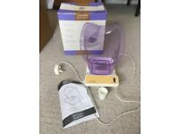 Carmen Facial Sauna for skin cleansing and/or for relieving nasal congestion