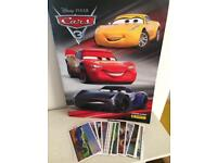 Cars 3 stickers swaps