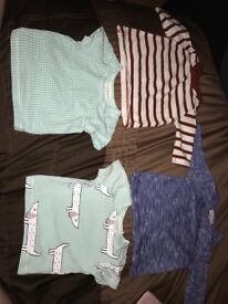 Next baby tops - first size
