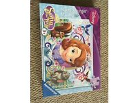 Sofia the first Disney puzzel BRAND NEW sealed