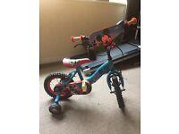 "Mickey Mouse 12"" children's bike"