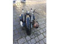 Honda pcx 125 Engine