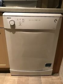 BEKO Dishwasher less than 12 months old
