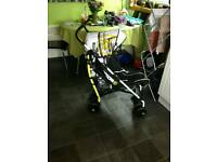 Buggy good con smoke and pet free home