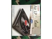 Ion Air LP wireless streaming turntable (record player)