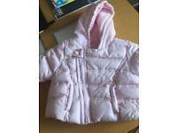 Bundle of girls clothing 3-6 months