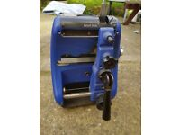 Multi lock/Garrison 7x7 compact key cutting machine