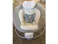 Ingenuity bounce chair