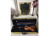 Violin for sale excellent condition . Bought for £375 plus case £60 will sell both for £250 only