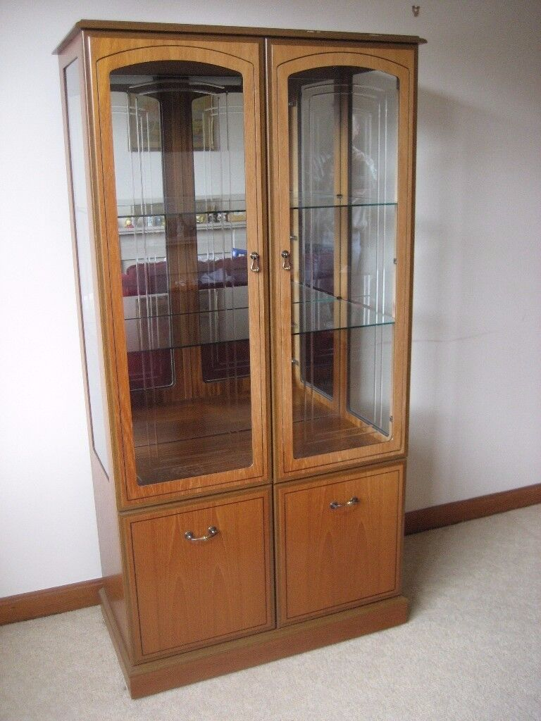 GLASS DISPLAY CABINET GLASS CABINET DISPLAY UNIT