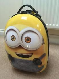 Minion suitcase luggage cabin size