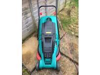Quallcast lawn mower