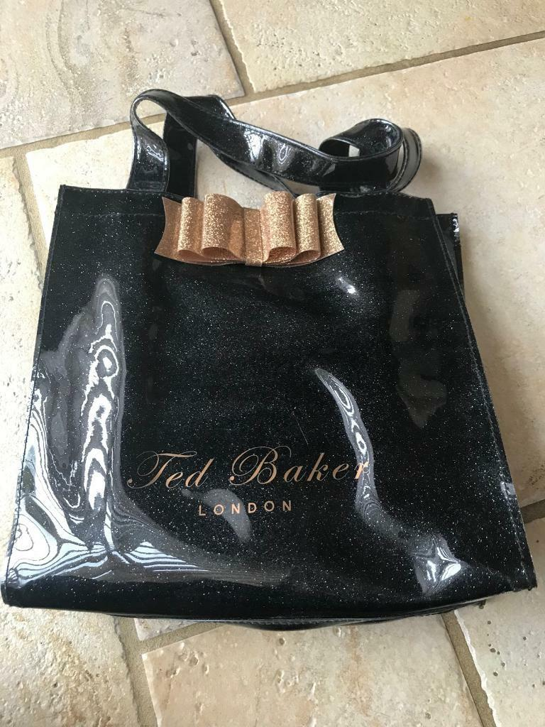 Ted Baker shopper/tote bag.