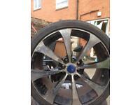 Alloys 2 good tyres