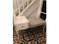 Shabby chic Telephone table for sale