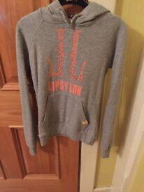 Grey Lipsy London jumper/hoodie