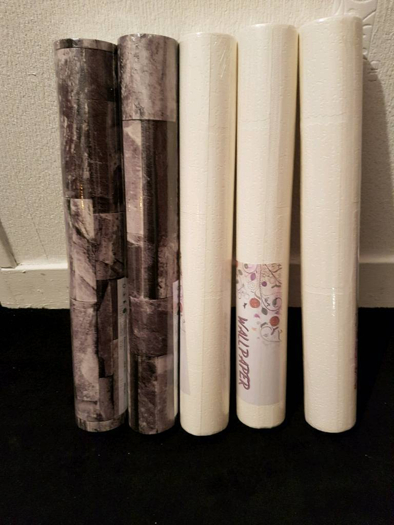 Wall paper £20 the lot