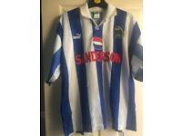 Sheffield Wednesday shirts