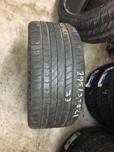295/35R21 CONTINENTAL CROSS CONTACT