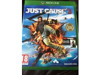 Just cause 3. Xbox one game swap