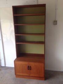 Vintage G Plan Bookcase