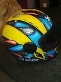 Helmet AXO RICH-art Concepts