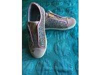 Girls pumps size 5 (38) from next