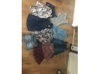 Bundle of girl clothes 3-5 years