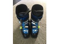 Kids Nordica fire arrow ski boots Size 5 UK. 275mm