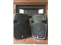 2 SKYTEC SPEAKERS FOR SALE!!! £150
