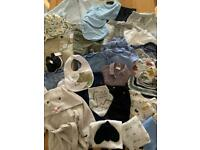 Baby Boy Clothing Bundle 6-12months