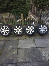 mark 5 alloys 5 stud 15 inch