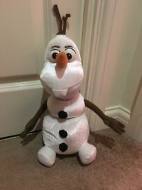 Pull Apart Talking Olaf