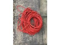 Rope Over 70 metres rope -new / towing, garden etc