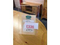Turnberry Oak Dining Table. Warrington Cheshire